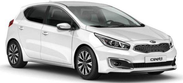 ceed active blanche